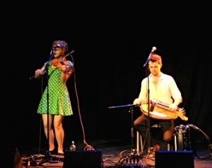 Danny Pedler & Rosie Butler Hall